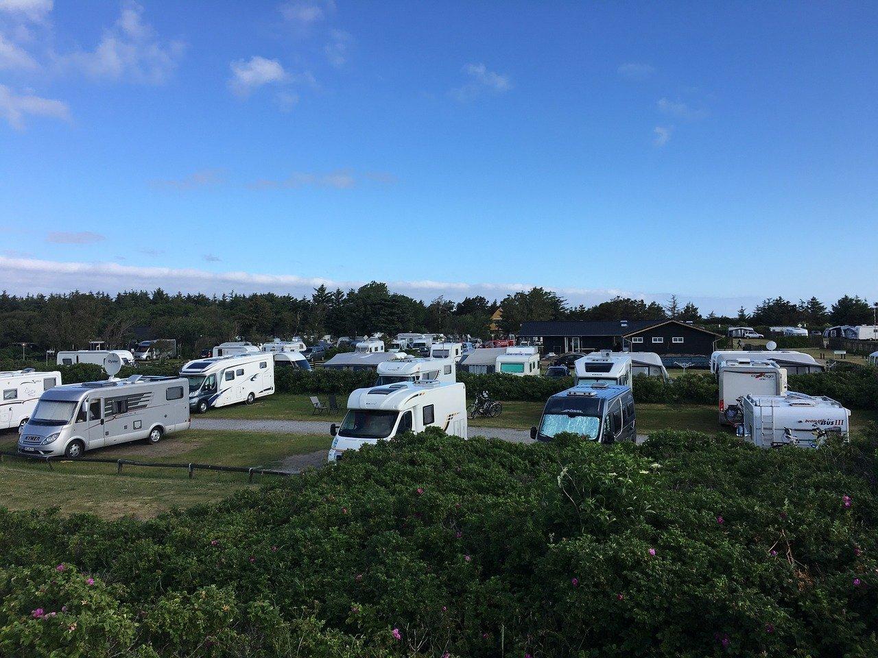 Camping auf Rügen