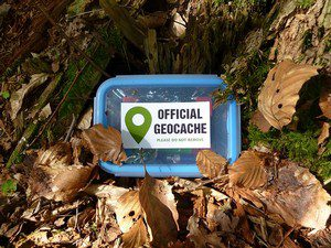 Geocaching in Sellin