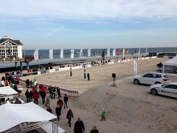 4. Beach Polo in Sellin