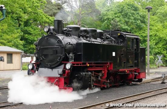 Der Klassiker auf Rügen: Dampfzug Rasender Roland