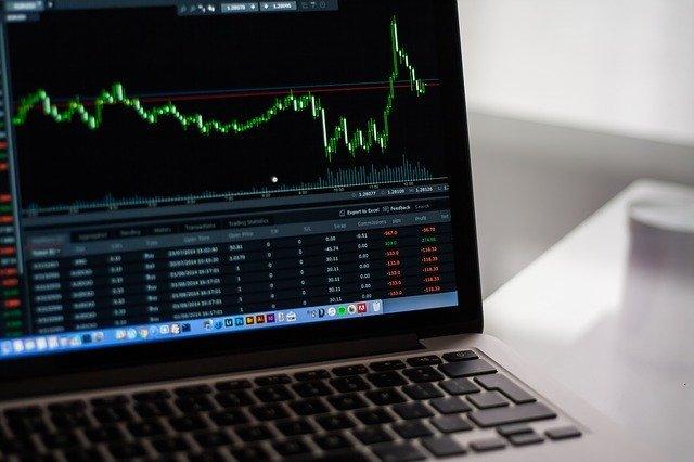 Auf und ab an der Börse