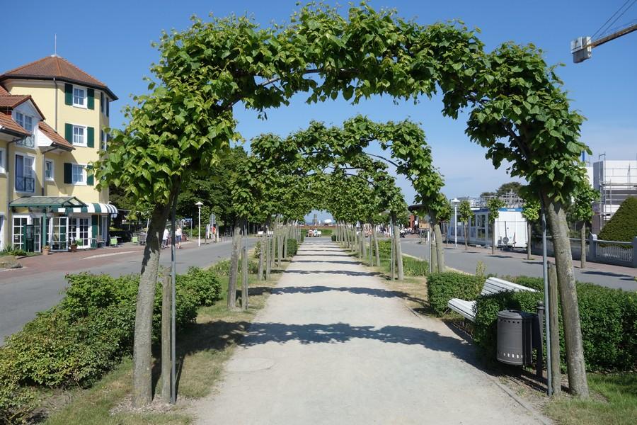 Strandstraße Baabe