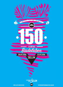 1150 Jahre Ostseebad Sellin