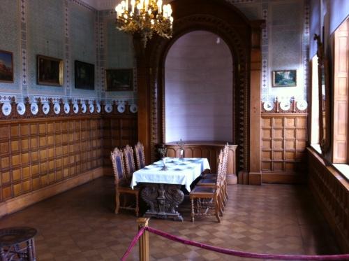 Ausstellung im Jagdschloss Granitz