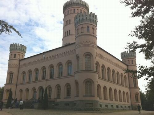 Jagdschloss Granitz mit sehenswerter Ausstellung