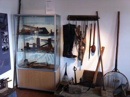 Museum Seefahrerhaus in Sellin - Exponate