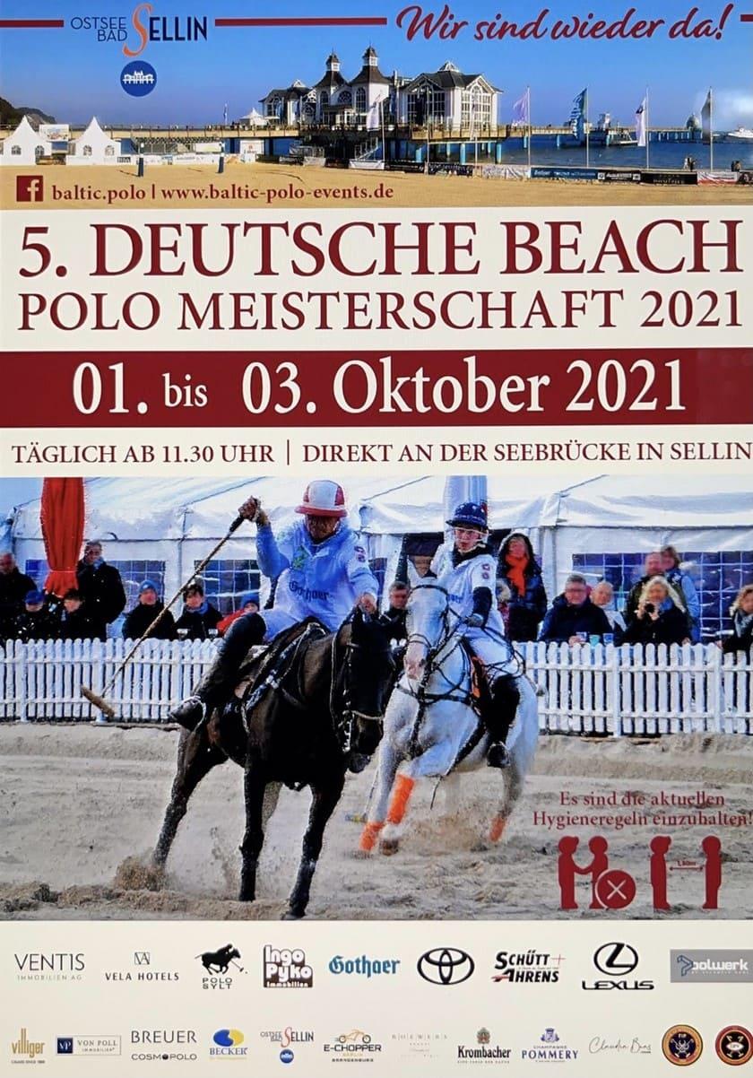 5. Deutsche Beach Polo Meisterschaft