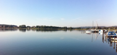 Selliner See - See und Boote