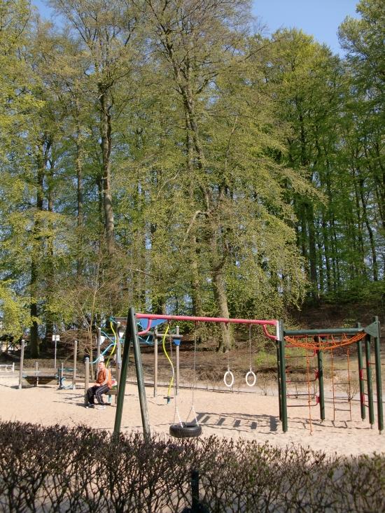 Spielplatz Sellin - Spielplatz