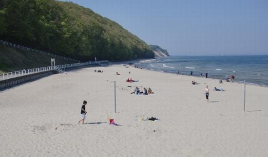 Strandsport in Sellin - Beach Volleyball