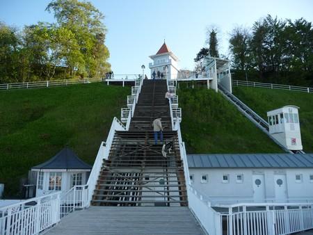 Treppe-Hauptstrand-Sellin