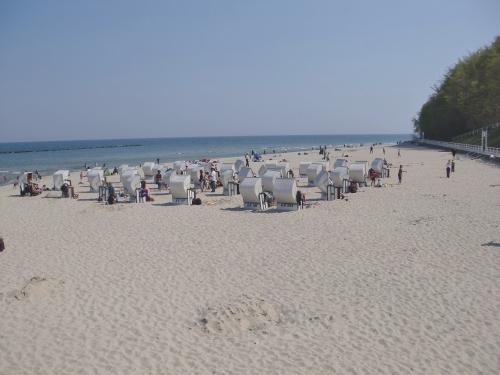 Uneingeschränktes Strand- und Badevergnügen am Selliner Hauptstrand