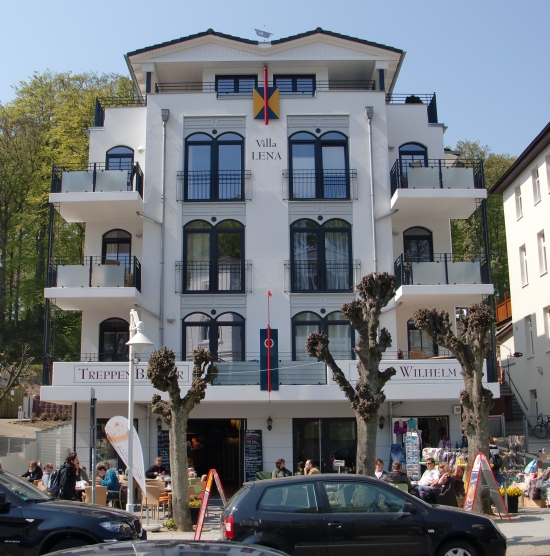 Wilhelmstraße Sellin - Villa Lena