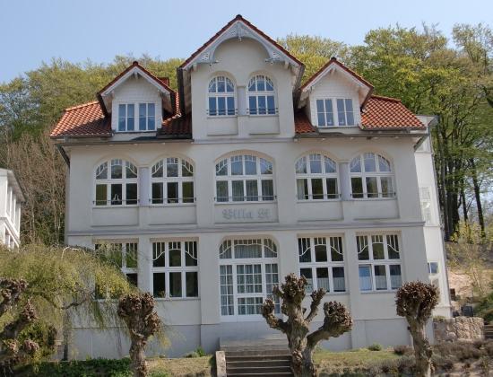 Wilhelmstraße Sellin - Villa Li