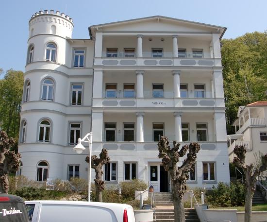 Wilhelmstraße Sellin - Villa Odin