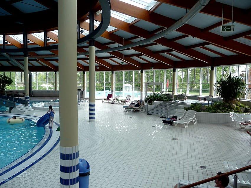 Schwimmbad Ahoi Rügen im Seepark Sellin