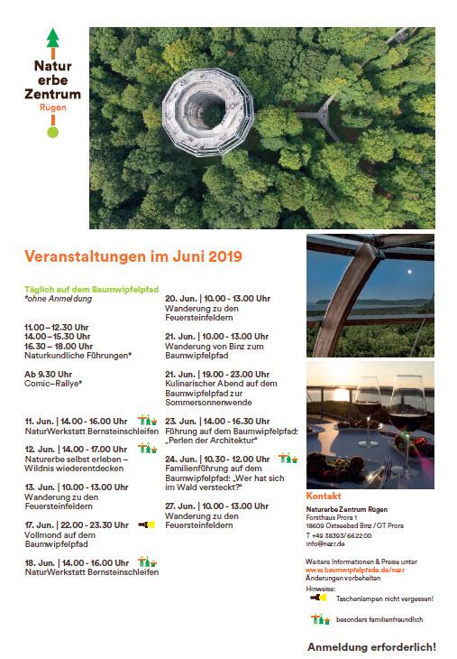 Baumwipfelpfad Prora Juni News