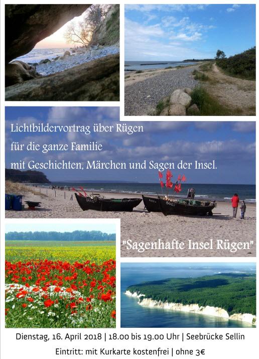 Diavortrag über Rügen