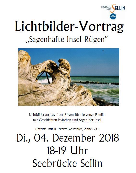Lichtbildervortrag Schween im Dezember 2018