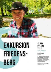 Exkursion Friedensberg Juni21