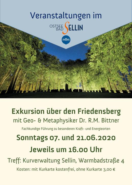 Exkursion Friedensberg