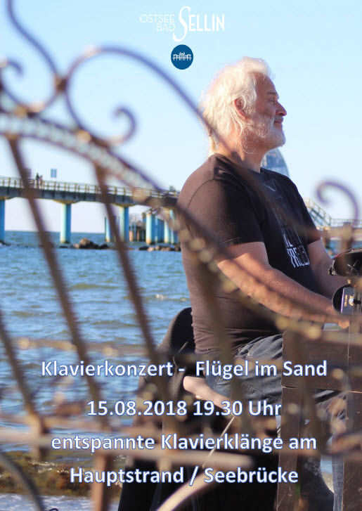 Flügel im Sand: August 2018