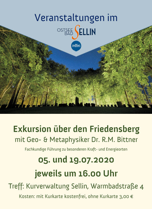 Friedensberg Exkursion
