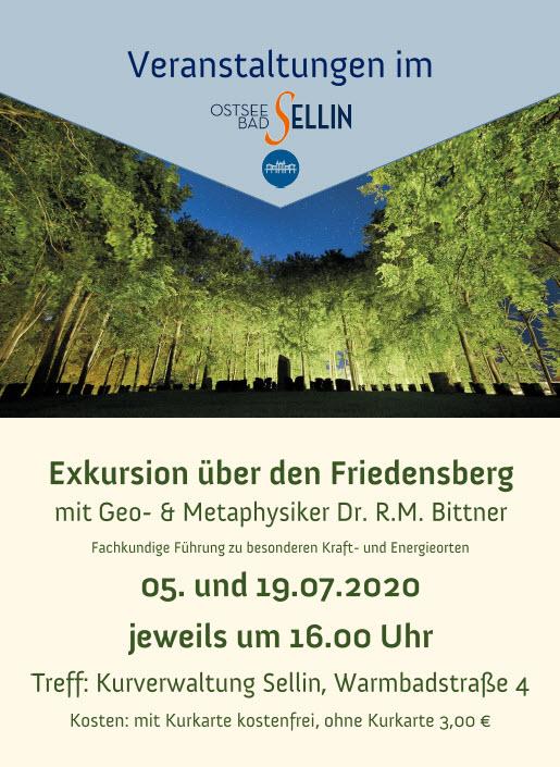 Friedensberg Exkursion