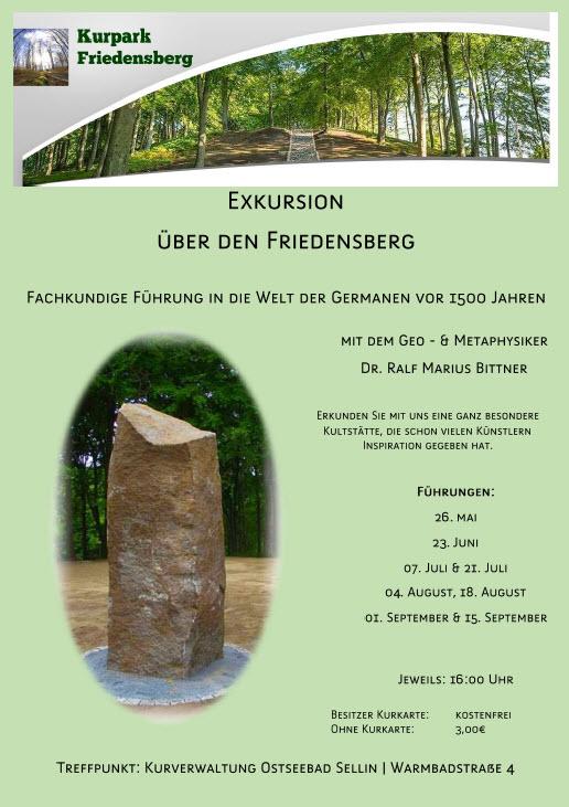 Friedensberg Exkursionen
