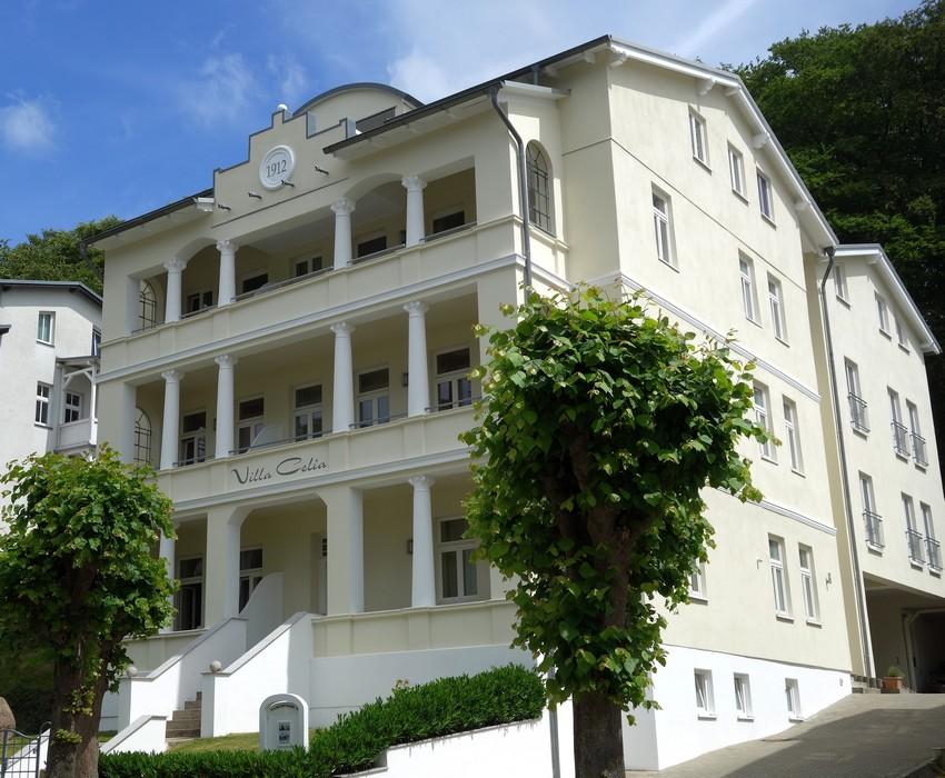 Villa Celia in Sellin Wilhelmstraße