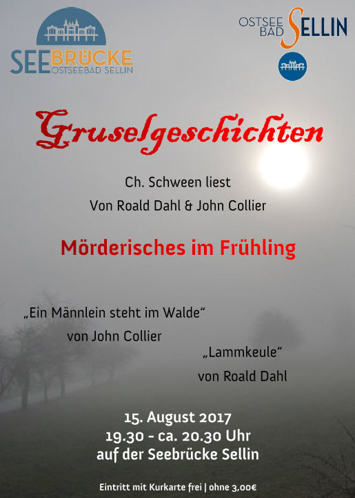 Gruselgeschichten Schween August 2017