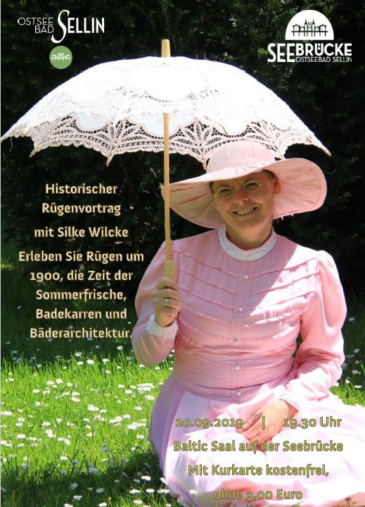 Historischer Rügenvortrag September 2019