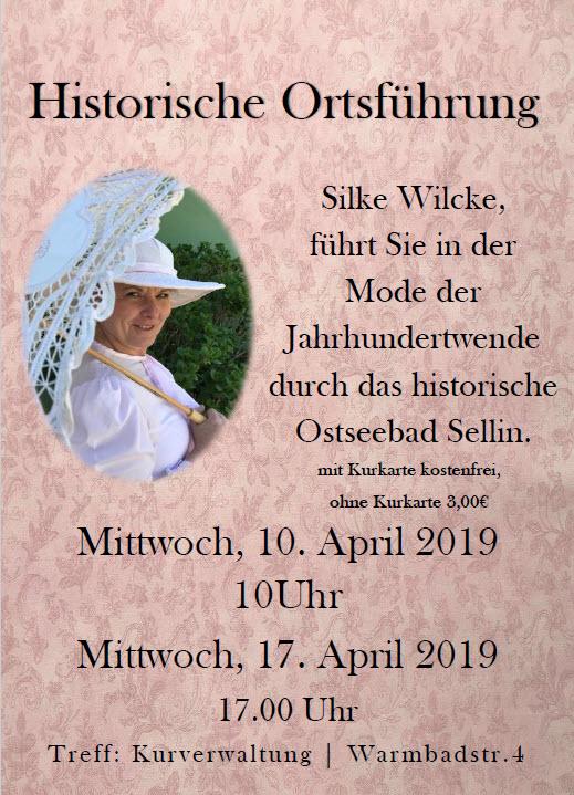 Historische Ortsführung April 2019
