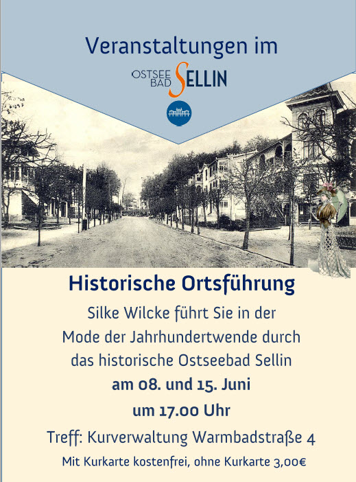 Historische Ortsführung Juni 2020