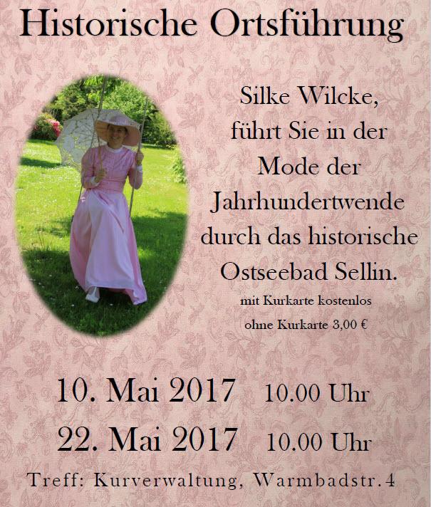 Historische Ortsführung Mai 2017