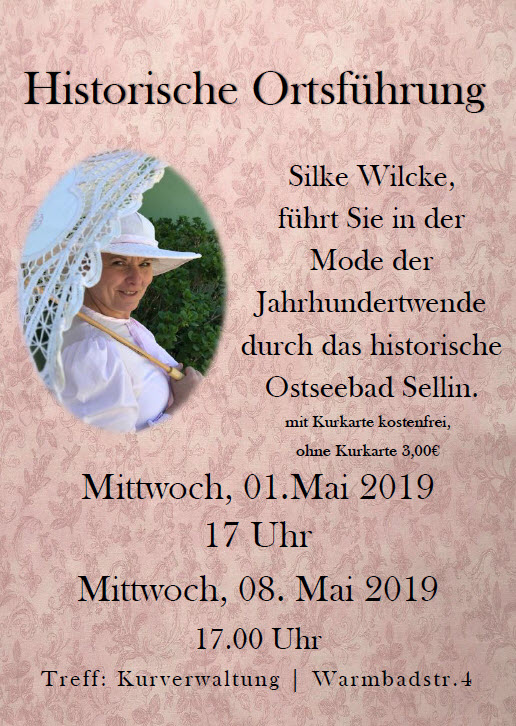 Historische Ortsführung Mai 2019