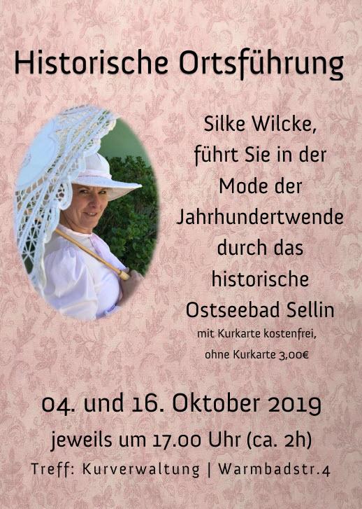 Ortsführung Oktober 2019