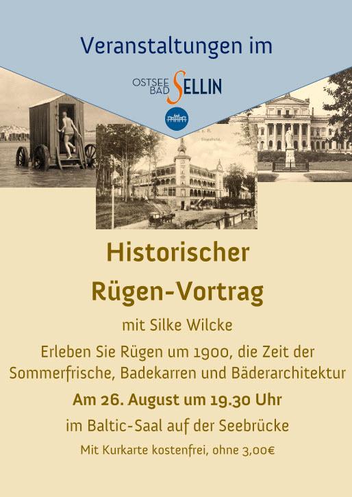 Historischer Rügenvortrag August 2020