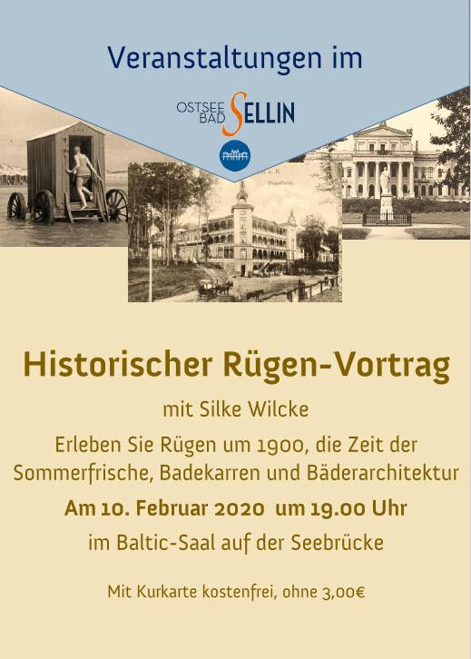 Historischer Rügenvortrag Februar 2020