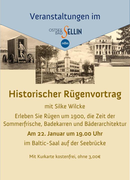 Historischer Rügenvortrag Januar 2020