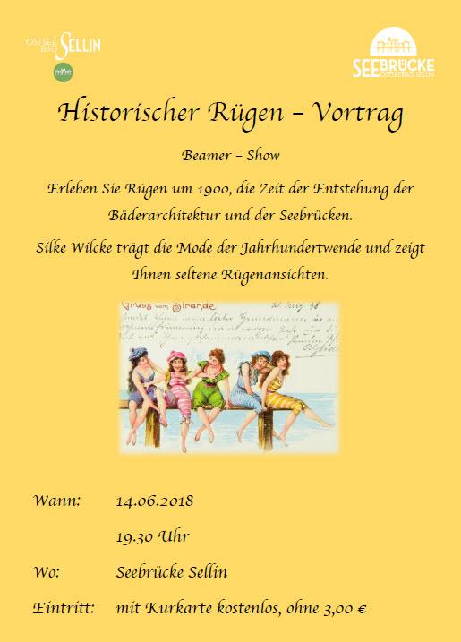 Historischer Rügenvortrag
