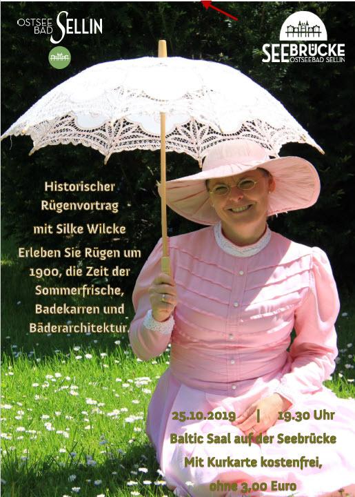 Historischer Rügenvortrag Oktober 2019