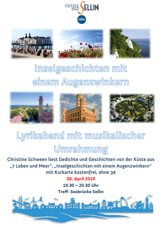 Inselgeschichten April 2019