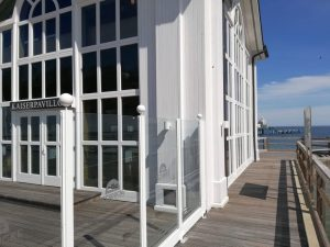 Kaiserpavillon auf der Seebrücke