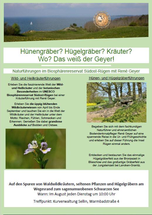 Kräuterführung Geyer August 2019