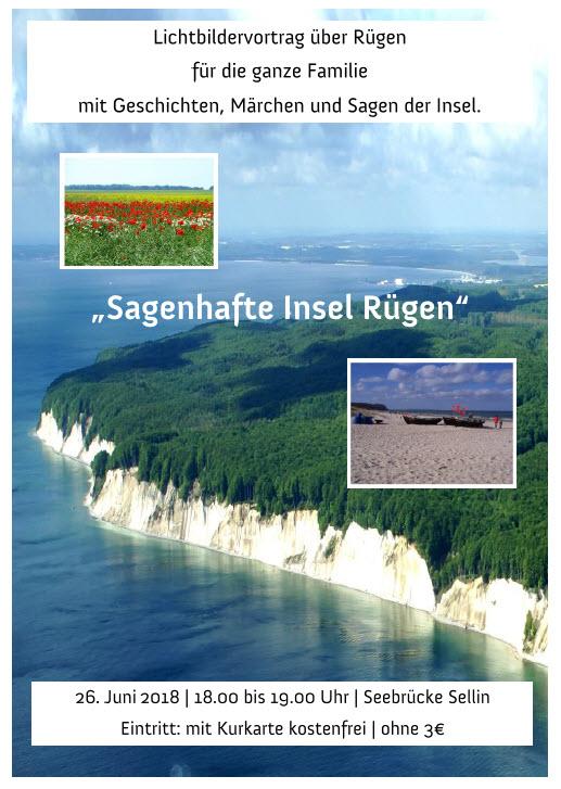 Sagenhafte Insel Rügen Juni 2018