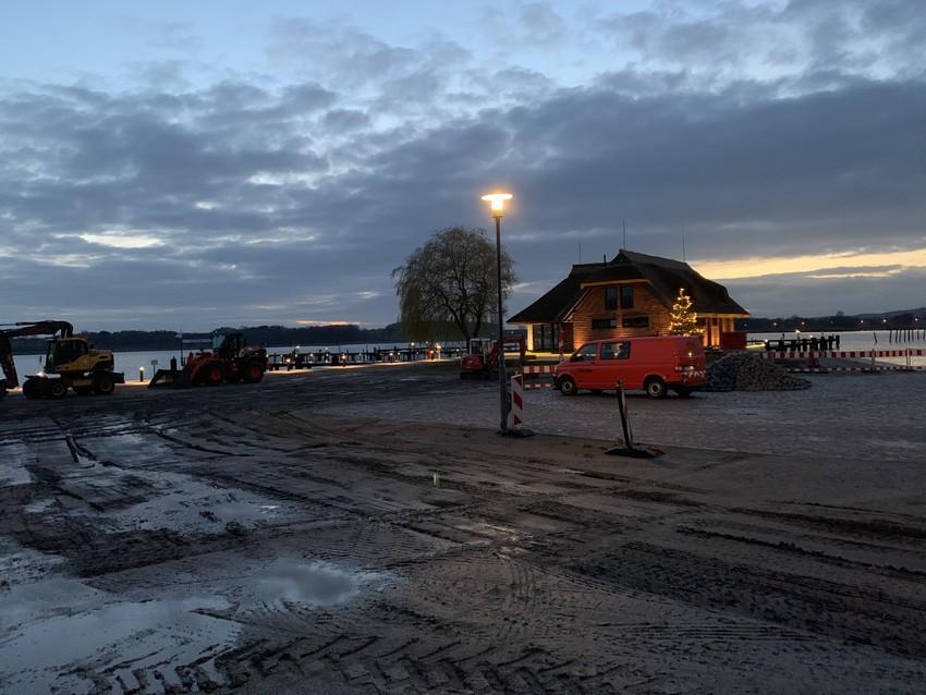 Marina Boddenhafen Selliner See