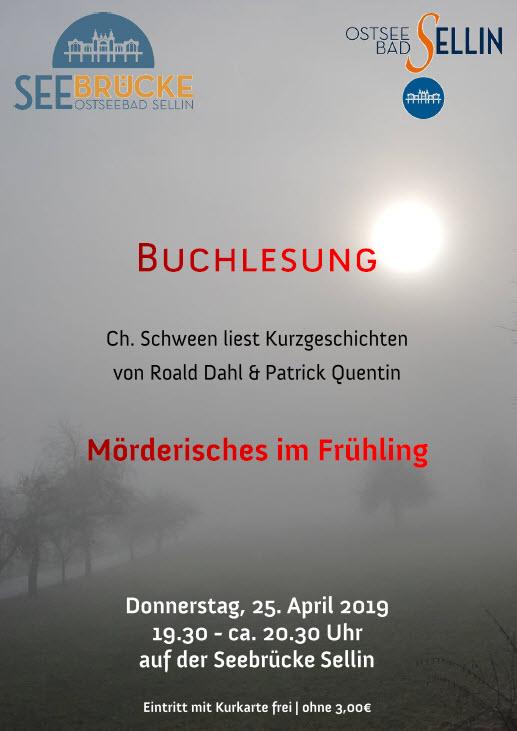 Mörderischer Frühling April 2019