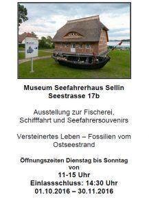 Museum Seefahrerhaus Sellin