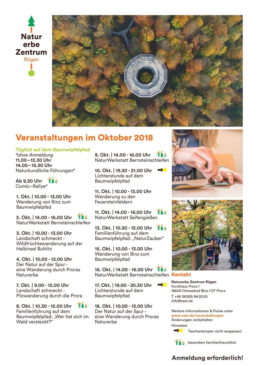 Oktober 2018 Baumwipfelpfad